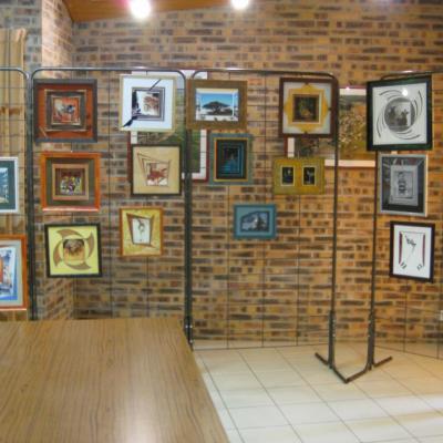 ASL Neuville octobre 2012 - Expo des travaux des membres