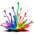 explosion des couleurs